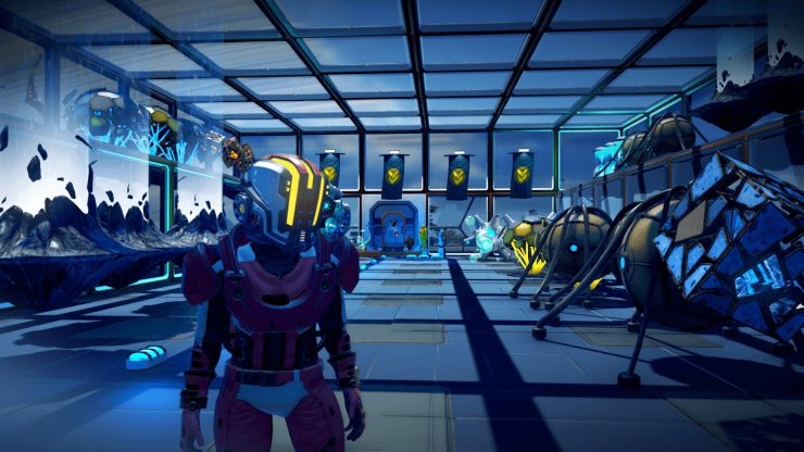 No Man's Sky Gets New Content in Visions Update