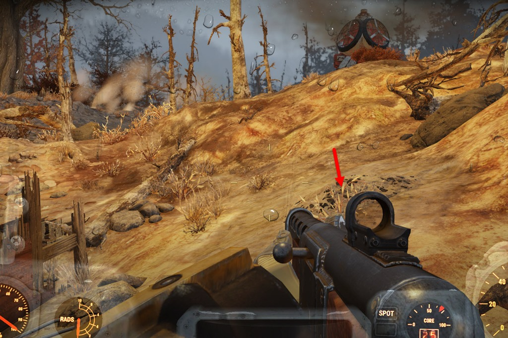 Fallout 76 Toxic Valley Treasure Map Locations