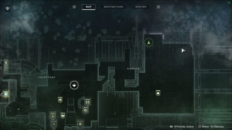 Tower Map