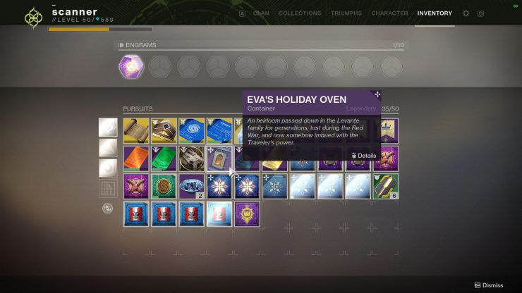 Eva's Holiday Oven