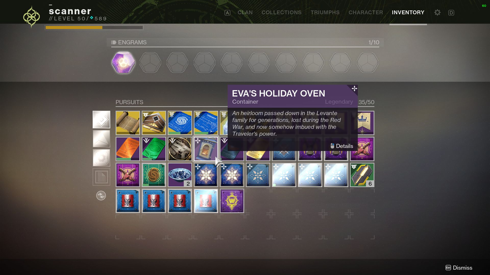 The Dawning How To Use Eva S Holiday Oven Gamepur