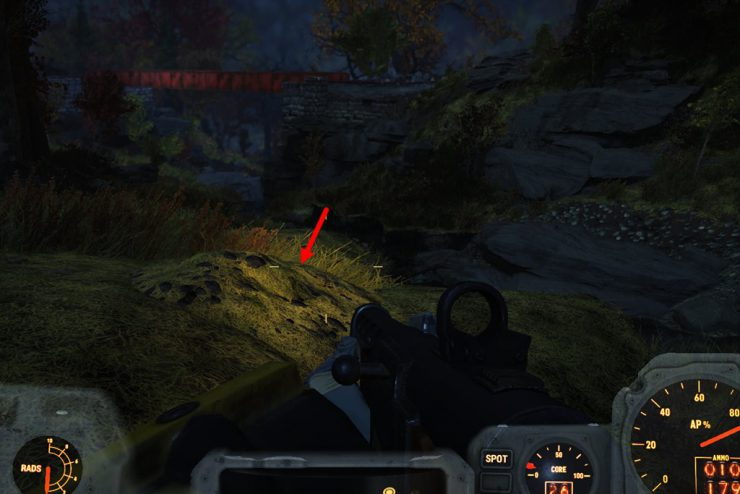 Fallout 76 Forest Treasure Map Locations