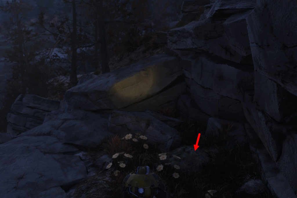 Fallout 76 Savage Divide Treasure Map Locations