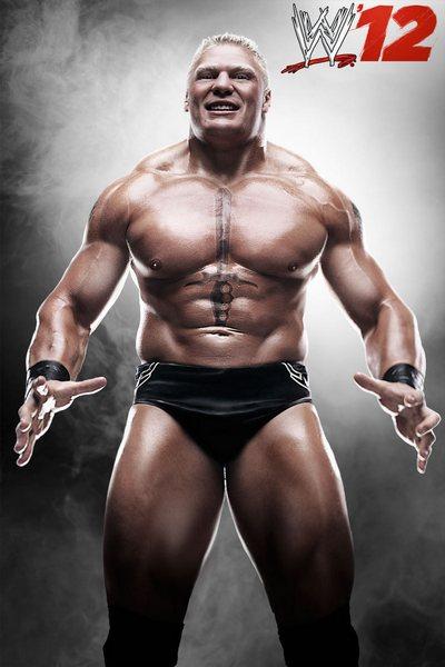 Brock Lenser - WWE 12