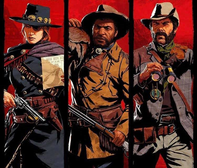 Red Dead Online Collector