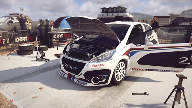 DiRT Rally 2.0 How to choose the car