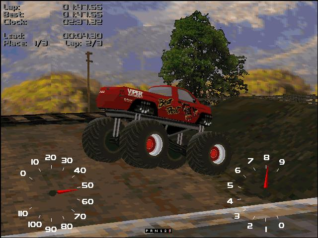 Monster Truck Madness 2