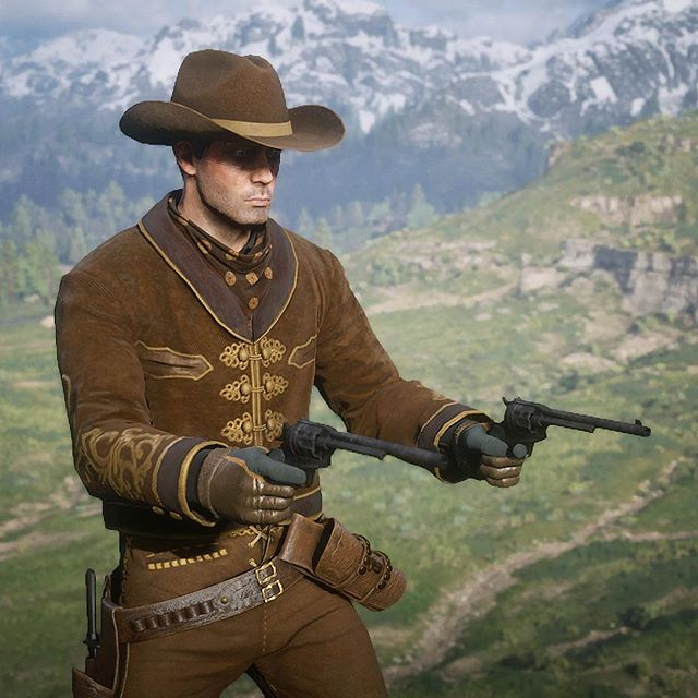 Red Dead Online Townsend