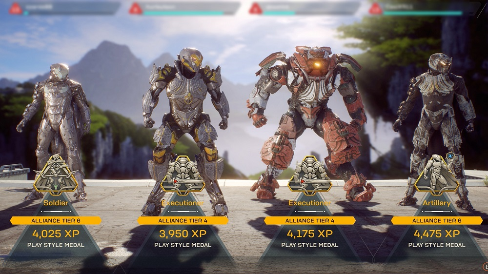 Anthem How To Level Up Fast