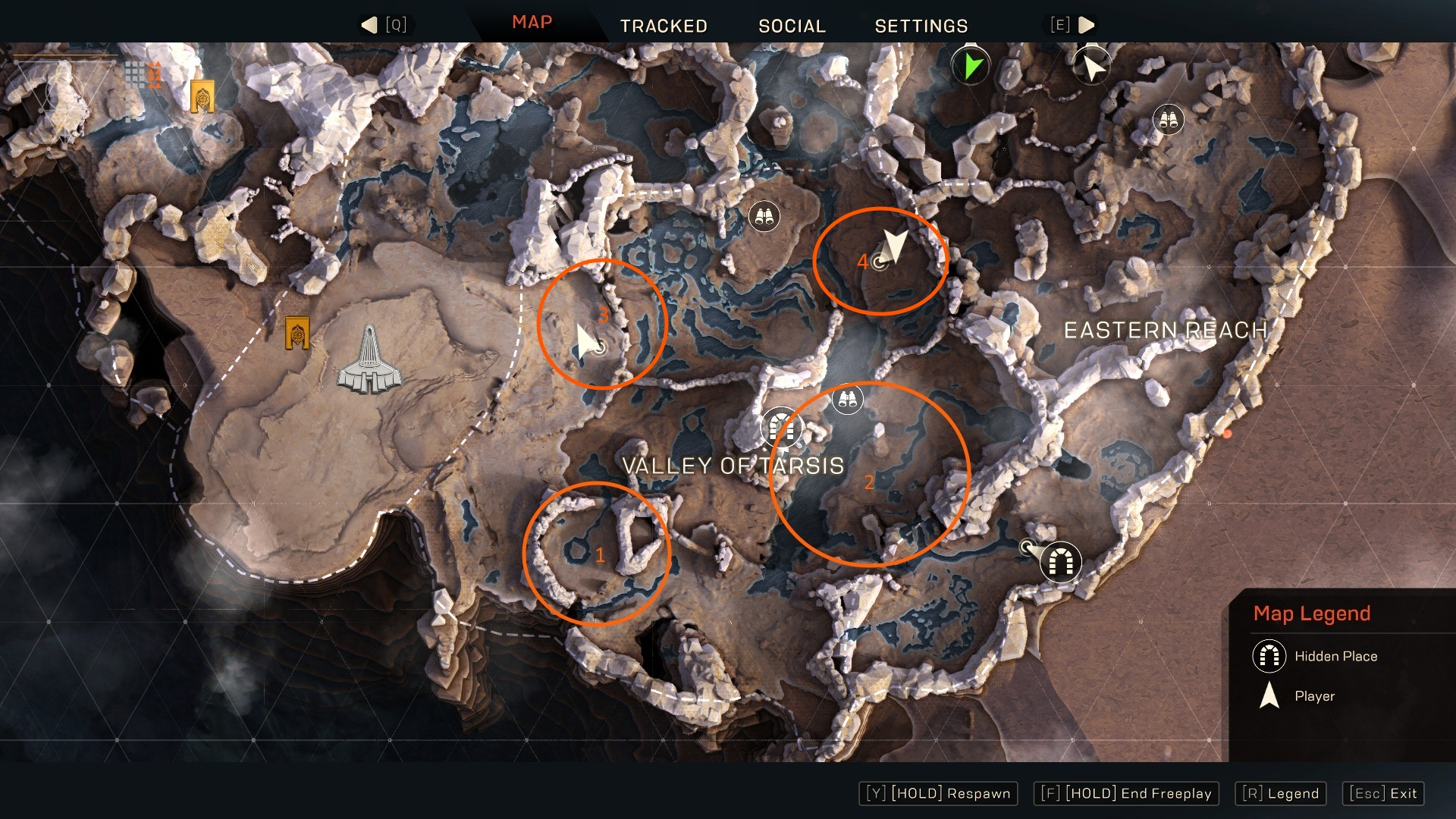 Anthem Valley of Tarsis World Events