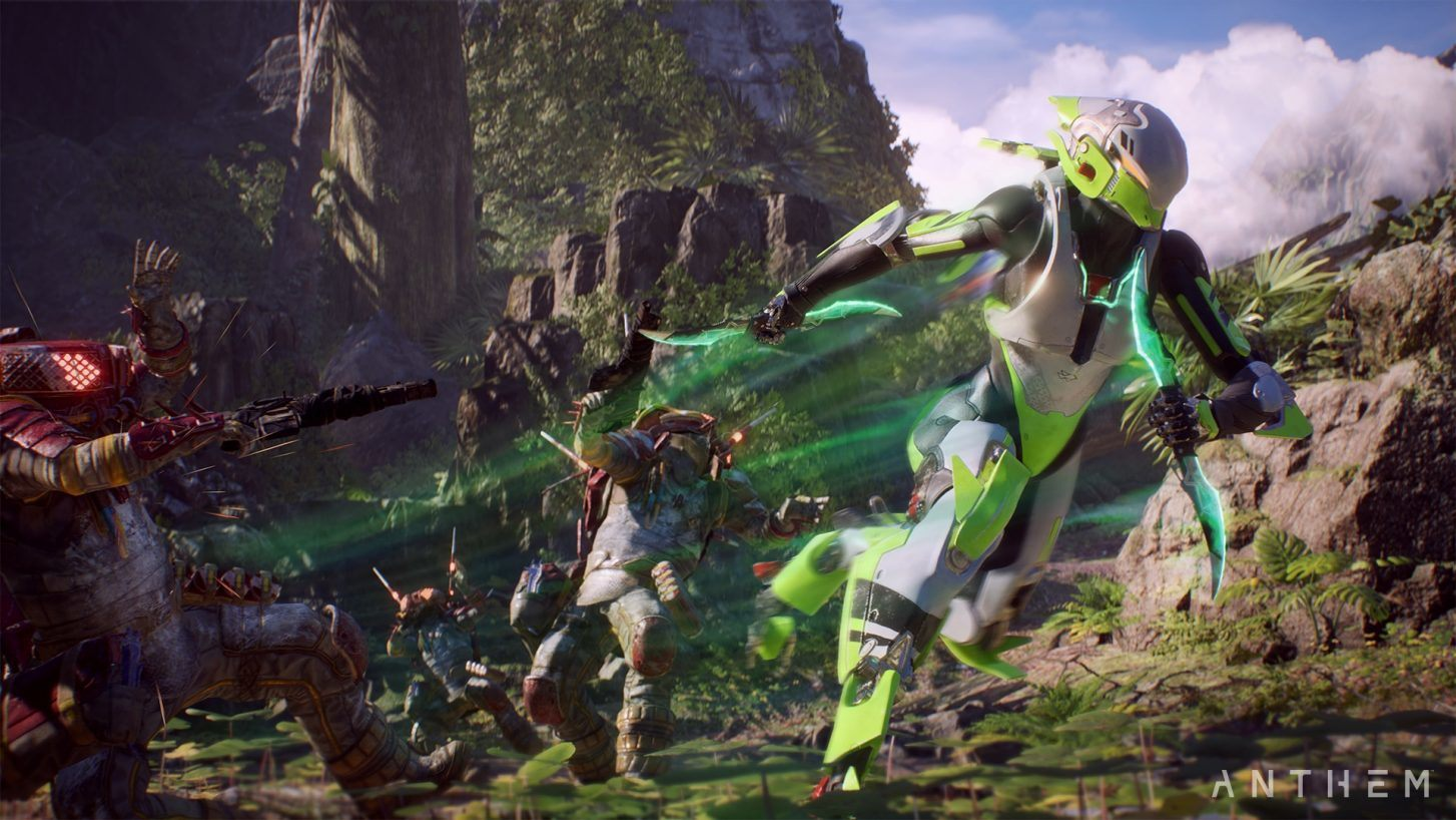 Anthem's Interceptor