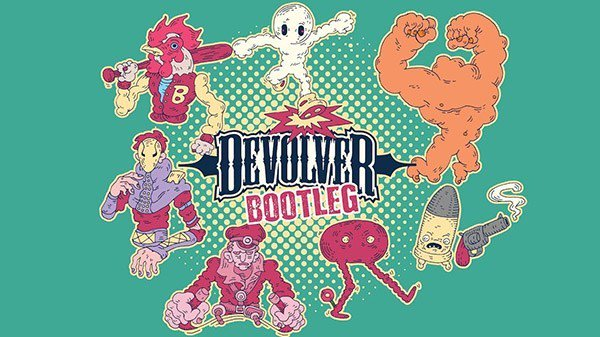 Devolver bootlegs eight of its own games in Devolver Bootleg