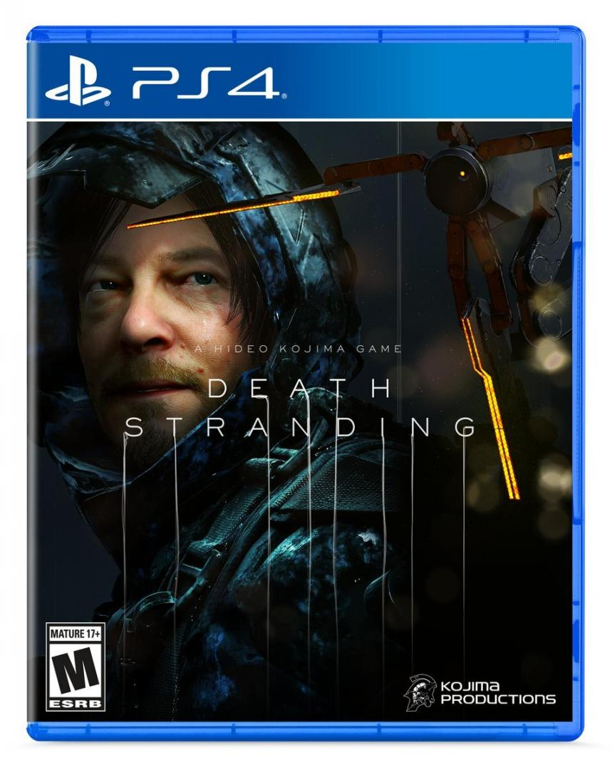 Death Stranding Normal Cover