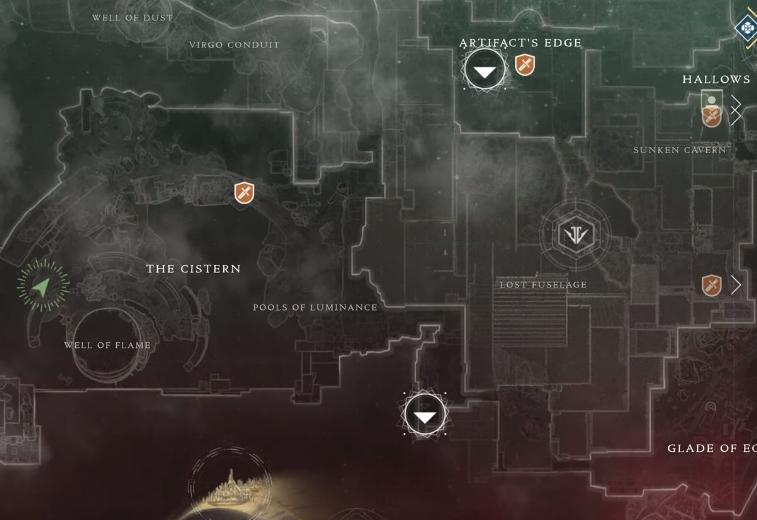 Nessus Map
