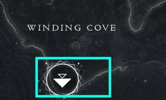 Destiny 2 Winding Cove Drifter Tape Location