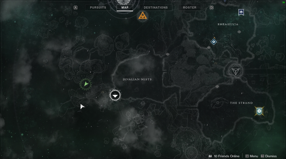 Destiny 2 How to Start the Lumina Quest