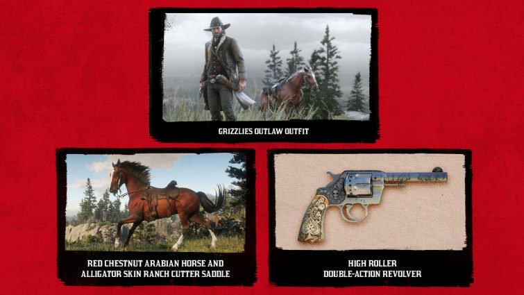 Red Dead Online PS4 Early Access