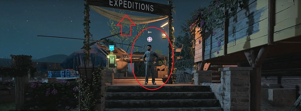 Far Cry New Dawn Splinter Cell Sam Fisher Outfit Easter Egg