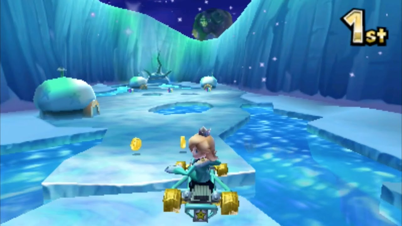 Rosalina's Ice World