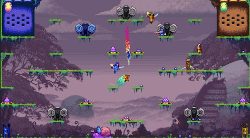 Killer Queen Black Controls Guide Screenshot 2