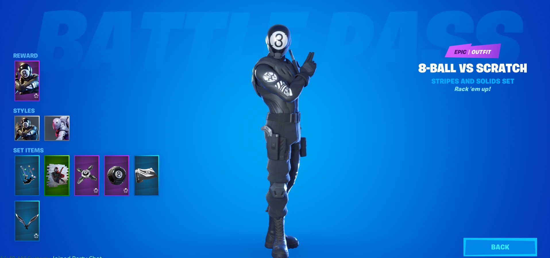 Fortnite Chapter 2 All Skins For The Season