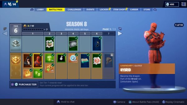 Fortnite Season 8 How to Get the Ninja Skin