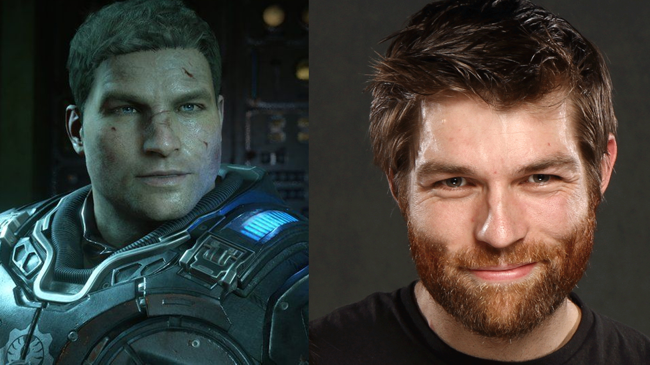 Who Is The Gears Of War 5 Voice Cast