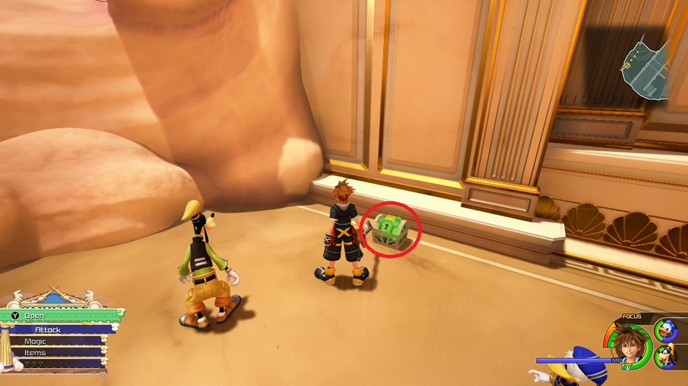 Fluorite location How to get it Kingdom Hearts 3 Guide