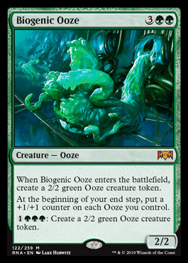 Magic The Gathering Arena ooze