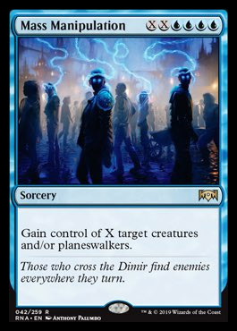 Magic The Gathering Arena Mass Manipulation