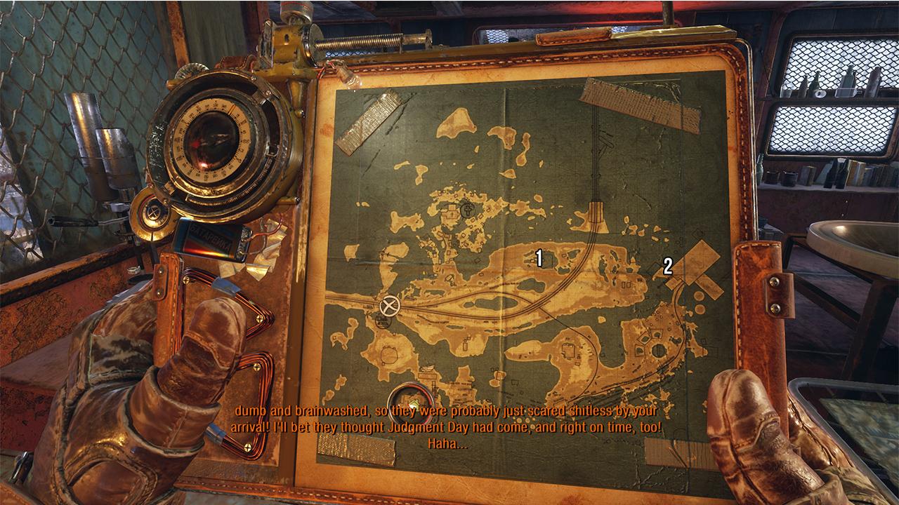 The Volga Map