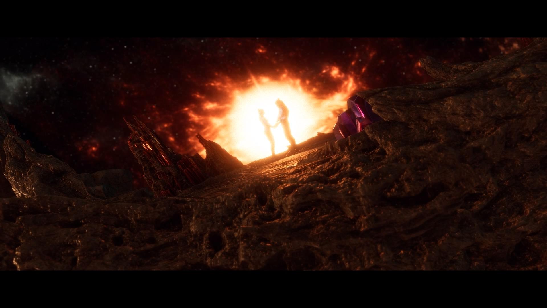 Mortal Kombat 11 Ending