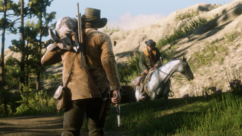 Red Dead Online Rabbits
