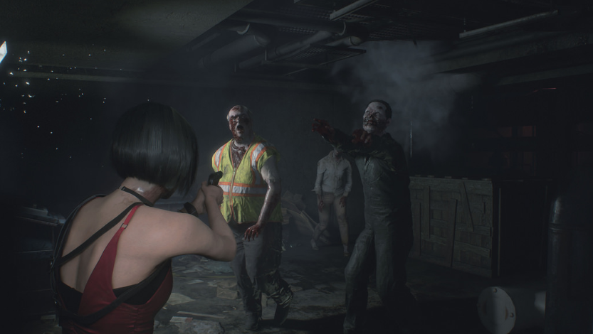 Ada and Zombies