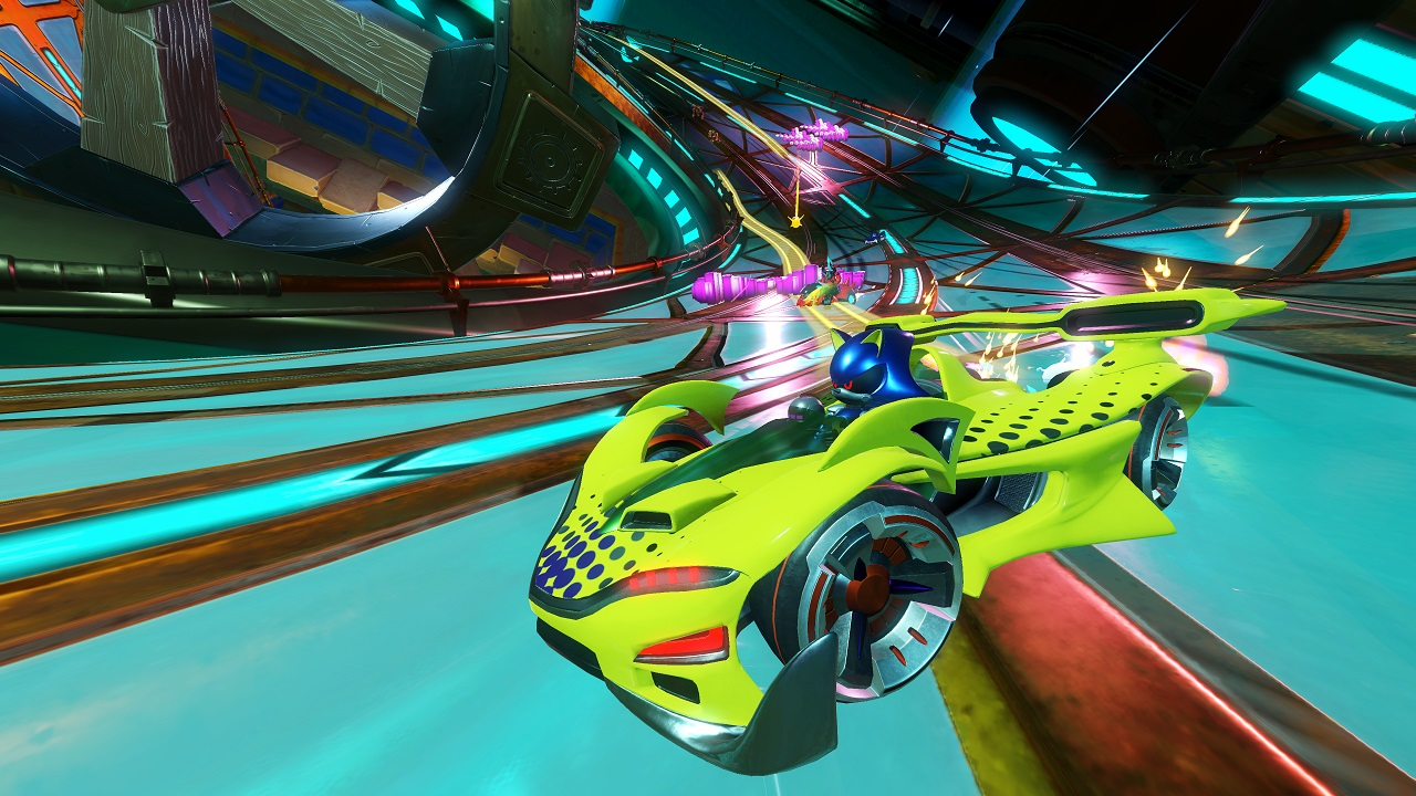 Team Sonic Racing Review (PS4) - In cruise control