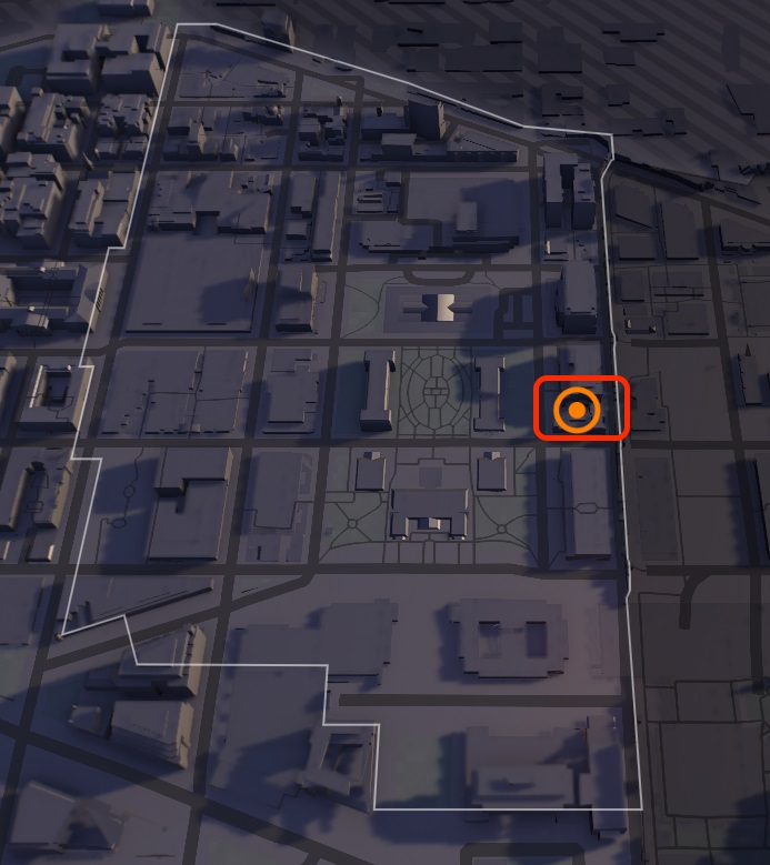 The Division 2: All Orange Dye Crate Locations