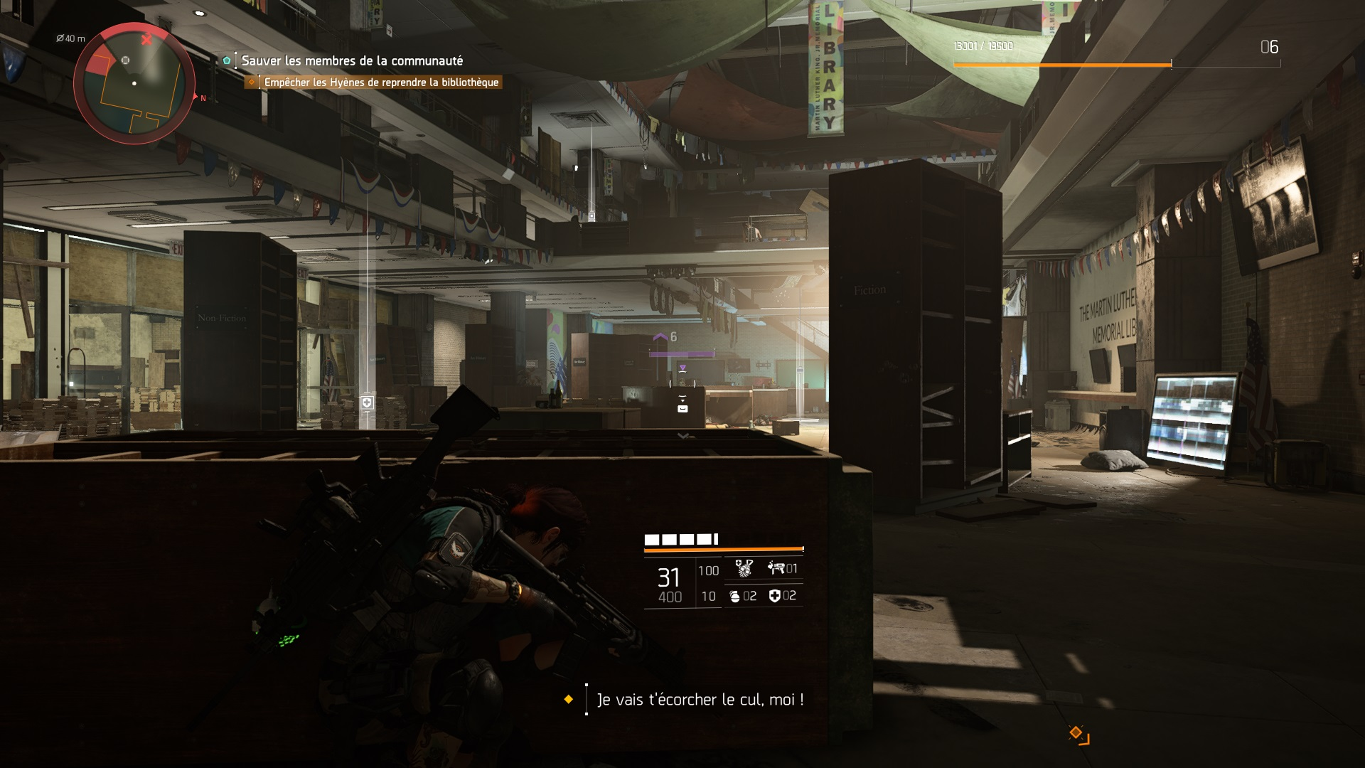 The Division 2 Armor