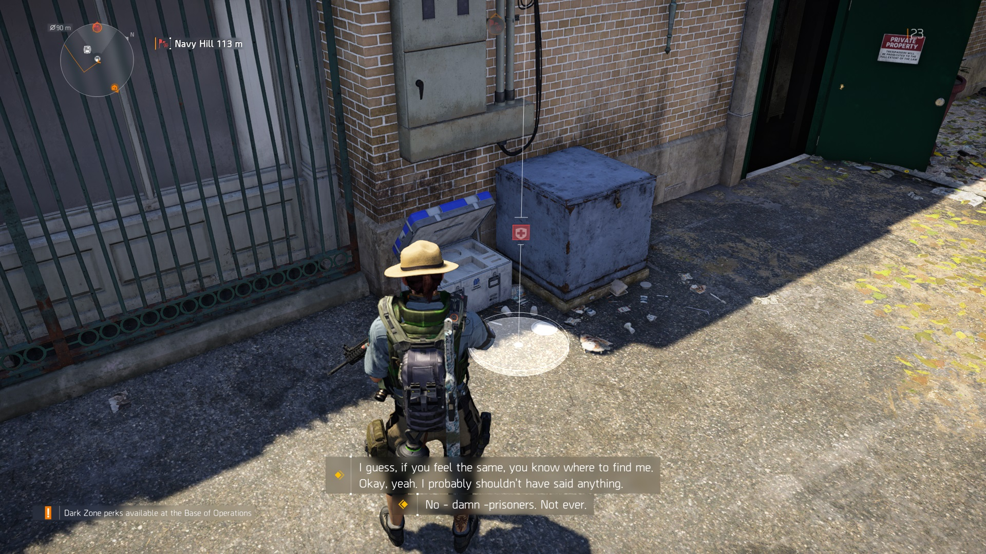 The Division 2 Looting Armor Kits