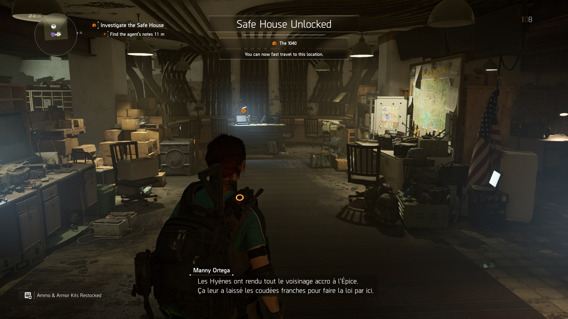 The Division 2 Safe Houses