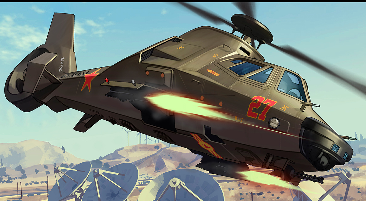 GTA Online: The 10 Most Expensive Helicopters Money Can Buy