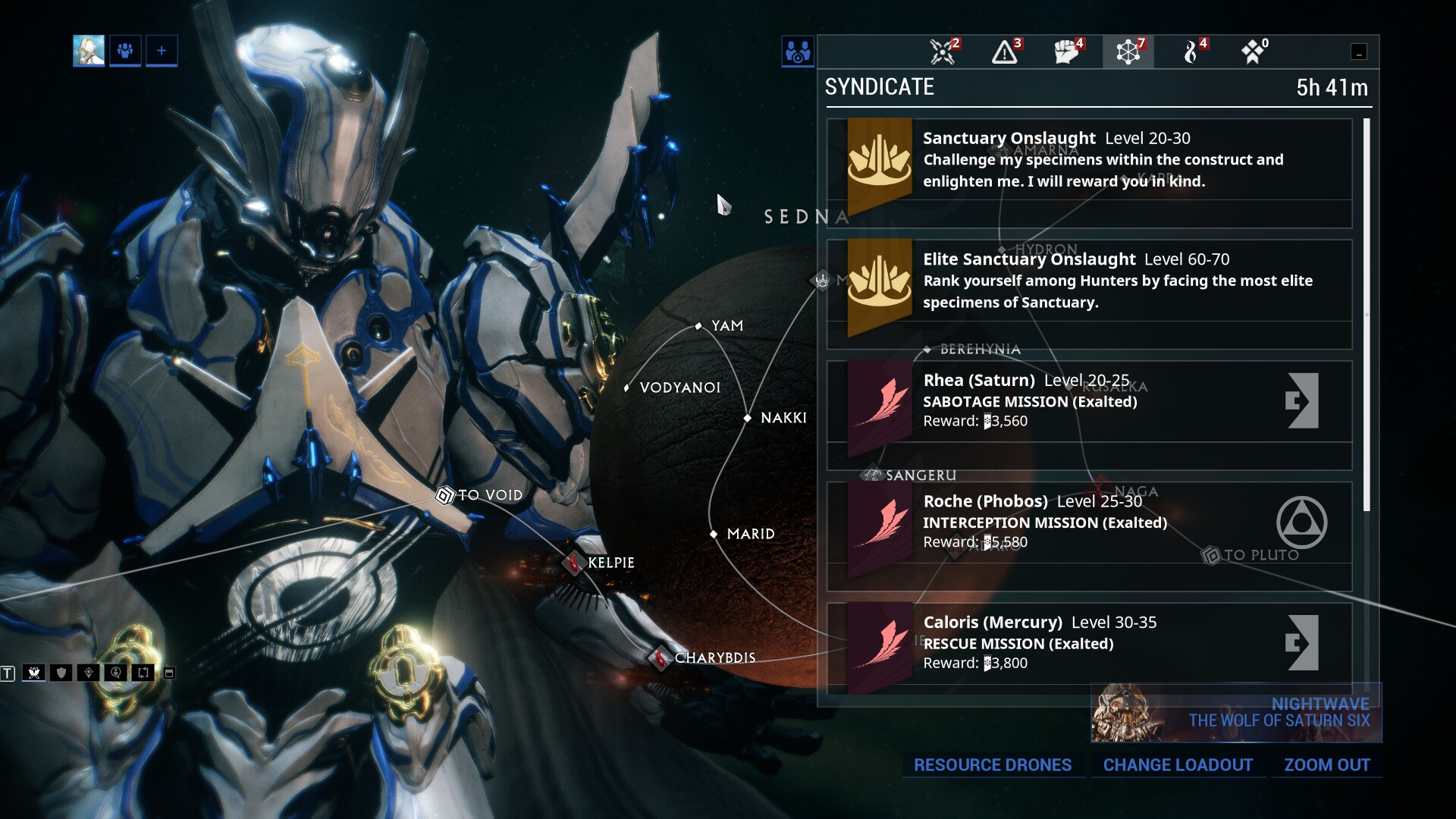 Warframe Eximus Farming Guide - How To Quickly Complete The