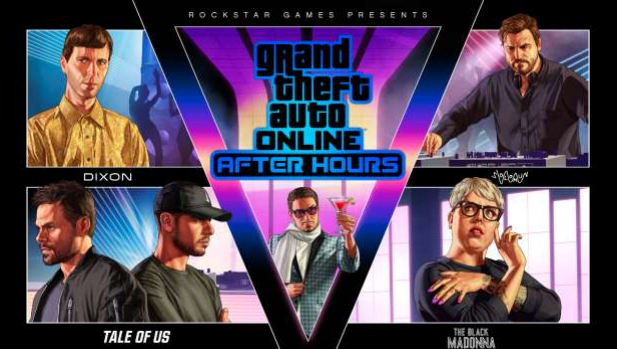 GTA Online Night Club