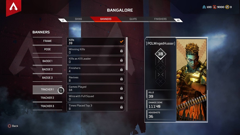Apex Legends Stat Tracker How to Track Your Stats