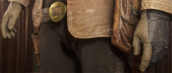 Red Dead Online Cavalry Gloves