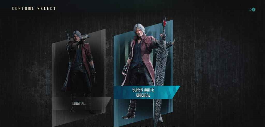 Devil May Cry 5 How to Get Alternate Costumes