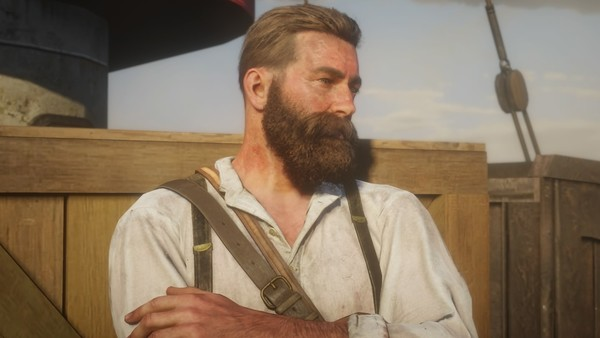 Red Dead Online Rope
