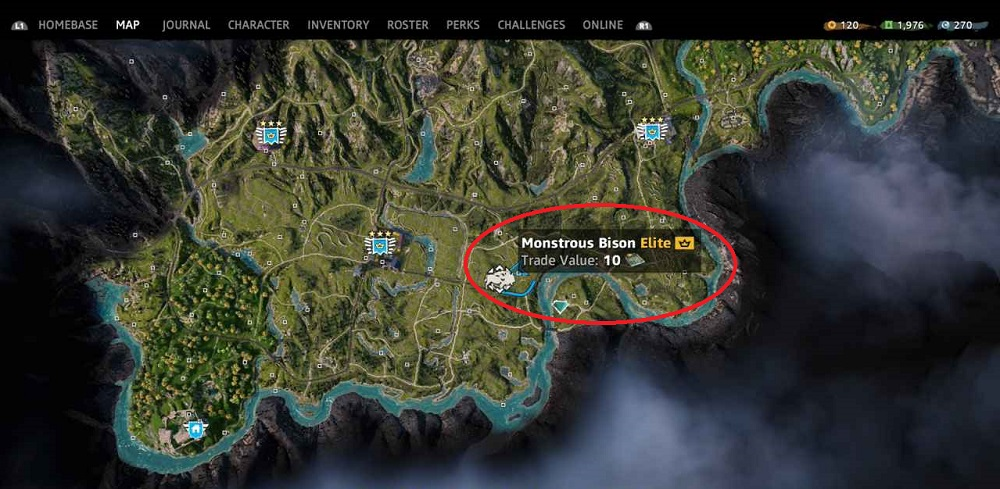 Far Cry New Dawn Monstrous Animal Locations How to Find