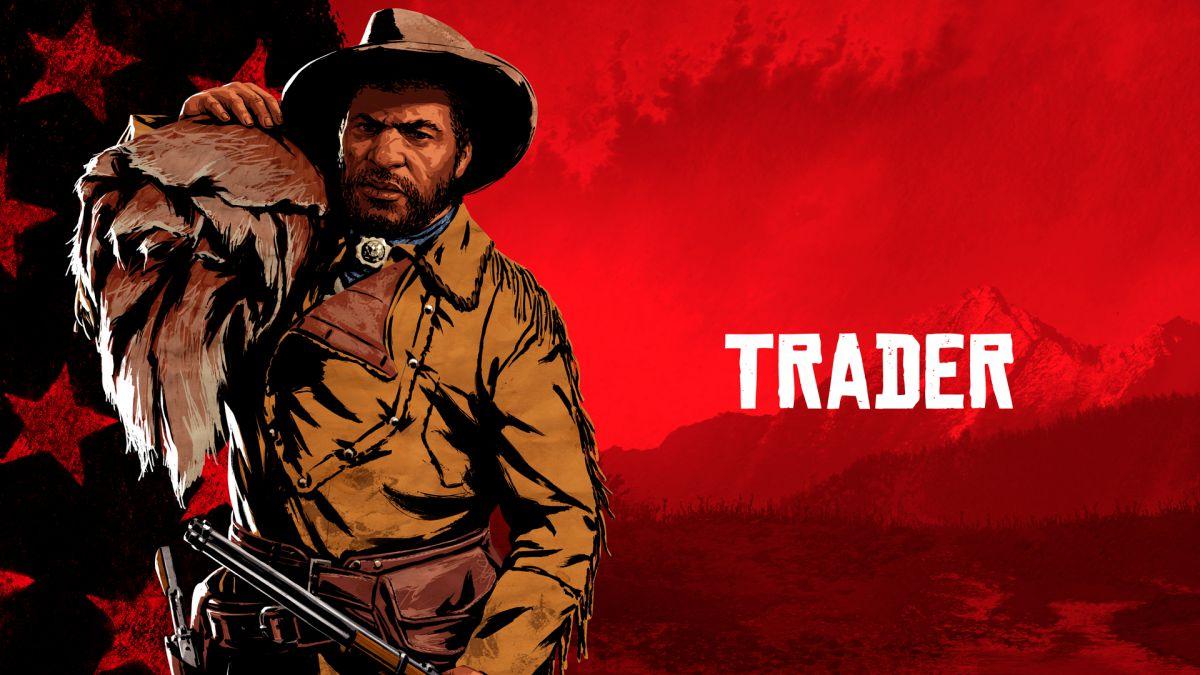 Red Dead Online Trader