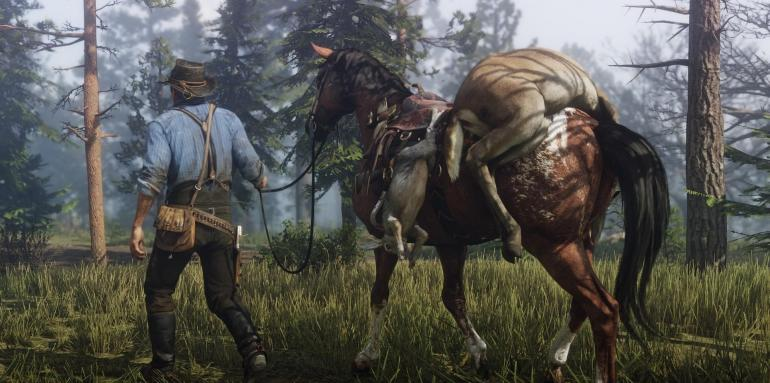 Red Dead Online Hunting And Fishing