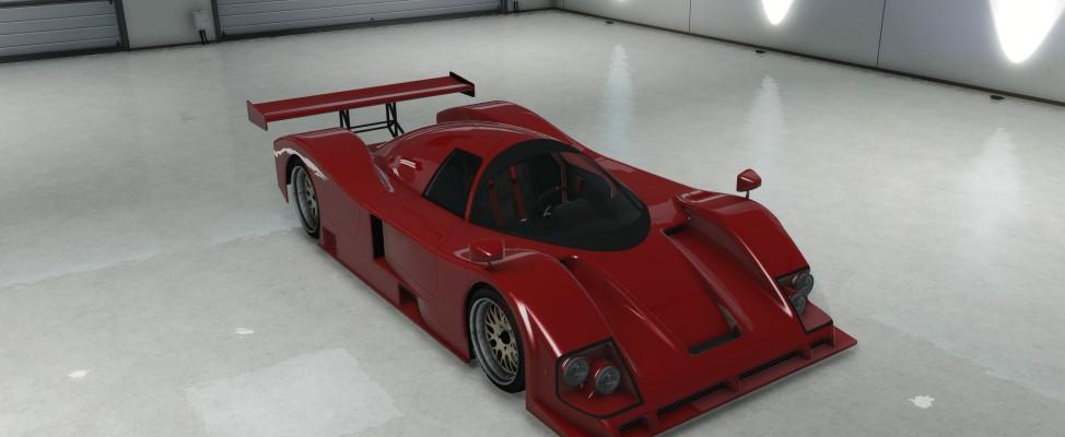 Annis S80RR